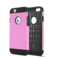 Wholesale Purple Slim Armor Mobile Case Dual Protection For 4.7INCH iPhone 6 from china suppliers