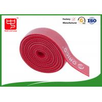 Wholesale Multifunction Color hook and loop ,  strong hook and loop adhesive tape With Custom Logo from china suppliers