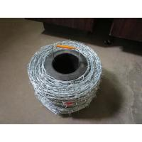 China Anti - Climb Steel Barbed Wire Modern Security Fencing Materials Outdoor Use on sale