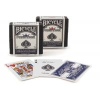 Wholesale Poker Cheat Bicycle Prestige Marked Cards 100% Plastic Invisible Poker Playing Cards from china suppliers