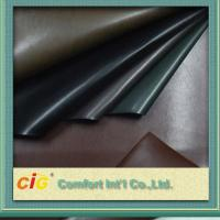 Waterproof 0.6mm To 1.2mm PVC Artificial Leather For Sofa / Car Seat