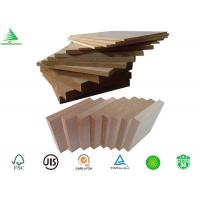 Wholesale Guangzhou factory Africa market 2.5mm cheap plain mdf e1 from china suppliers
