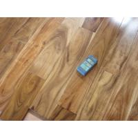 Wholesale solid Acacia wood flooring(small leaf)Chinese walnut flooring from china suppliers