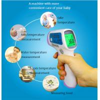 Wholesale Babies Handheld Digital Infrared Thermometer Non Contact Multi Purpose from china suppliers