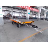 Wholesale 20 Tons Load Flatbed Multi Purpose Trailer With 21000m Wheel Base PT-20 from china suppliers
