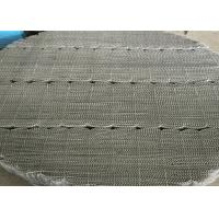 Wholesale Metal Wire Mesh Structured Packing Column Without Channeling Of Liquid from china suppliers