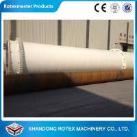 Wholesale Industrial Rotary Dryer Machine / Rotary Drum Biomass Dryer Equipment from china suppliers