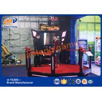Wholesale Fantastic Flight Simulator Virtual Reality Motion Platform For Theme Park from china suppliers