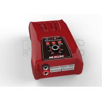 Buy cheap Red Plastic Material 50 Watt AC / DC NiCd RC Dual  Battery Charger With RC Model from wholesalers