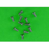 Carbon Steel Small Screws For Electronics Custom Head High Accuracy
