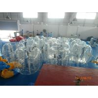Wholesale Adult Inflatable Bubble Soccer Ball With Rope Structure For Party from china suppliers