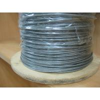 Wholesale 1x19 316 Stainless Steel Stranded Steel Wire Rods , Dia 20mm AISI / BS / ASTM from china suppliers