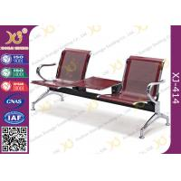 Wholesale Polish Finish Upholstered Public Waiting Chairs For Government Seat Area from china suppliers