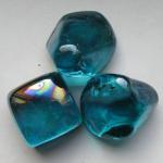 fire glass beads