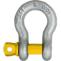 Wholesale GRADE S BOW SHACKLE WITH SCREW PINS AS2741 from china suppliers