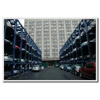Wholesale 2 3 4 Floor Smart Car Lift Parking System Quad Stacker Parking System 4 Post Multi Levels from china suppliers