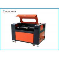 Wholesale 6090 Co2 Laser Engraving Cutting Machine For Non Metal Wood Cutter Engraver from china suppliers