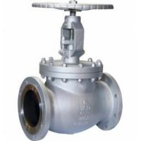 Buy cheap 8 inch Class 150 Cast Steel Bolted Bonnet  Flanged Globe Valve API 6D Standard from wholesalers
