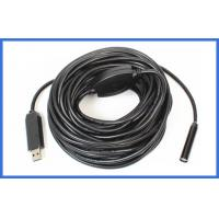 Wholesale IP23 15M 10mm Industrial Endoscope water resistant Camera for Car Pipe 1 / 6 CMOS from china suppliers
