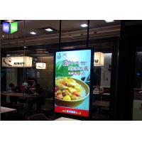 Wholesale Ceilling Hanging Restaurant Light Box Signs 15 mm Thickness SGS Approved from china suppliers