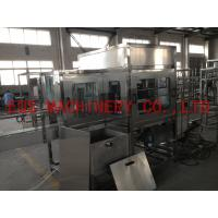Wholesale 4 Working Position Rotary Filling Machine Out Brusher For 5 Gallon Water Production Line from china suppliers