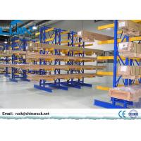 Wholesale Warehouse Cantilever Storage Racks 200-2500kg / Arm Load Long Section Steel from china suppliers
