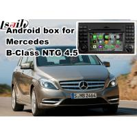 Wholesale Mercedes benz B class mirror link android car navigation 8 or 16 GB ROM NTG 4.5 from china suppliers