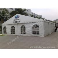 Wholesale Outdoor White PVC Fabic Cover Anti UV Car Exhibition Tent, Aluminum Profile from china suppliers