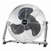 Wholesale powerful metal parts standard variable speed electric fan from china suppliers