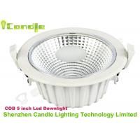 Wholesale Warm White Round 8w 5 Inch Cree Led Kitchen Downlights  , High Ra 85 / 90  95lm/w from china suppliers