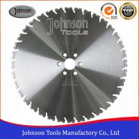 Wholesale Diamond Concrete Blade , Diamond Cutting Blades For Dry / Wet Cutting from china suppliers