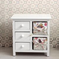 Wholesale Painting Style Bedroom Corner Cabinet Wooden Drawers Bathroom Furniture from china suppliers