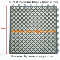 Wholesale PB-08 Plastic mats for DIY WPC TILES from china suppliers