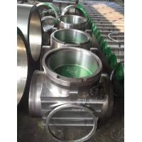 Wholesale Corrosion Resistant Forged Stainless Steel Flanged Ball Valves Closed Die Forging API EN from china suppliers