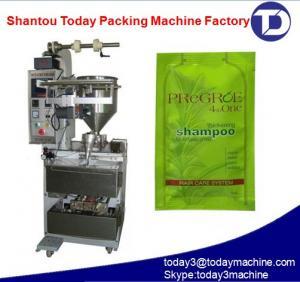 Wholesale Vertical automática líquido máquinas de embalagem para o suco, leite, pasta etc from china suppliers