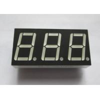 """Wholesale Triple - digit Numeric Led Display , 0.56"""" Led Bar Display Super Bright Red Color from china suppliers"""