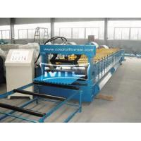 Buy cheap Corrugated Roof Panel Roll Forming Machine Shanghai from wholesalers