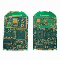 Buy cheap 8 Layered PCB with Glod Plating from wholesalers