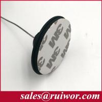 Wholesale RUIWOR RW0025 Sticky Plastic Plate work with Anti Theft Pull Box / Retractable Security Tether / Secure Cable Retractor from china suppliers