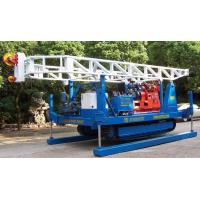Construction Crawler drilling Rig With Two Reverse Speed Hydraulic Chuck
