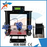 Wholesale Black Acrylic Frame i3 3D Printer Kit Reprap Prusa Mendel i3 Pro B from china suppliers