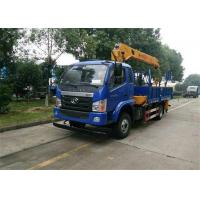 Wholesale Foton Dump Truck Mounted Crane Forland 6t 10t 8 Ton Crane Truck For Construction from china suppliers