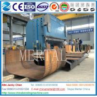Wholesale MCL WC67Y 4000T large double linkage CNC bending machine, bending machine quality from china suppliers