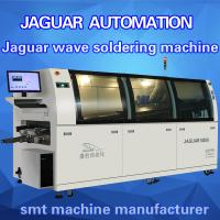 Wholesale Automatic lead free dual wave PCB soldering machine/wave soldering machine from china suppliers