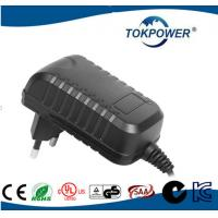 Wholesale Wall Mounted  12v 1.5A AC power  Adapter wtih UK EU AU US Standard plug for Humidifier Tokpower from china suppliers