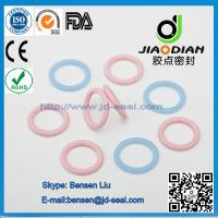 Wholesale Silicone O-Ring Seal with SGS RoHS FDA Certificates AS568 Standard (O-RINGS-0003) from china suppliers