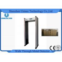 Wholesale Super Scanner Multi Zone Door Frame Metal Detector Gate Widen Working Frequency from china suppliers