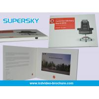 Wholesale Paper LCD Video Greeting Card from china suppliers