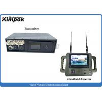 Wholesale High Speed UAV Wireless Video Transmitter 200km Digital Video Audio Sender AES Encryption from china suppliers