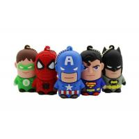 Wholesale OEM Silicone Rubber Cartoon Character Shape PVC USB Flash Pen Drive 4GB 8GB from china suppliers
